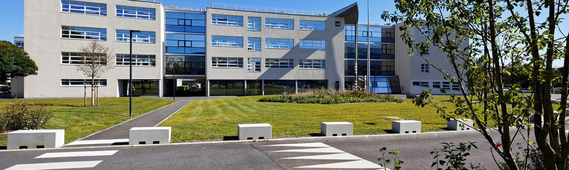 Campus Mont-Saint-Aignan