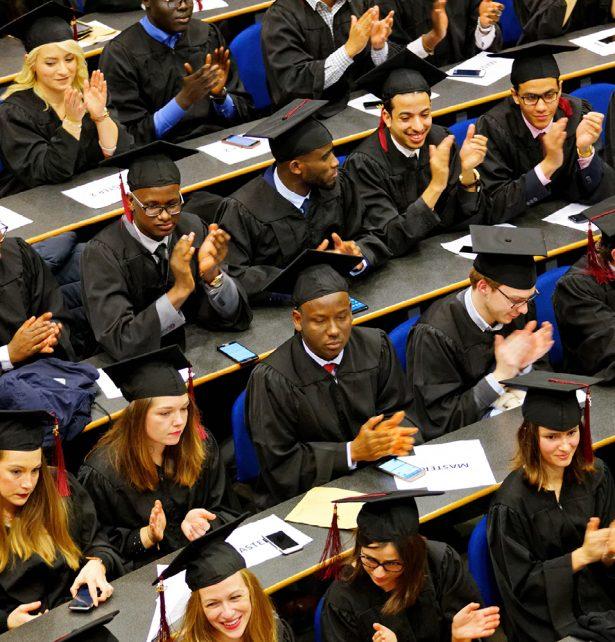 Remise diplomes