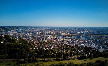 Panorama Rouen