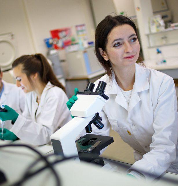 Madrillet - Sciences - Étudiants