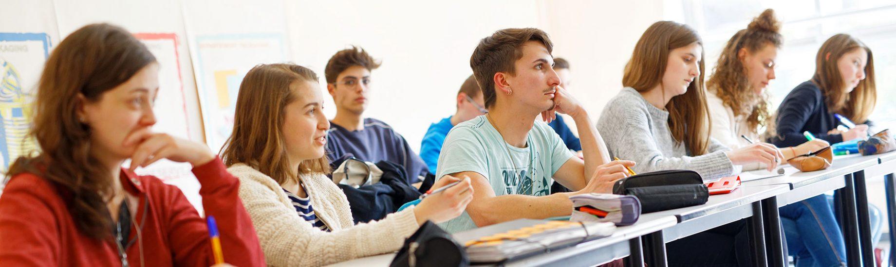 Étudiants Campus Évreux