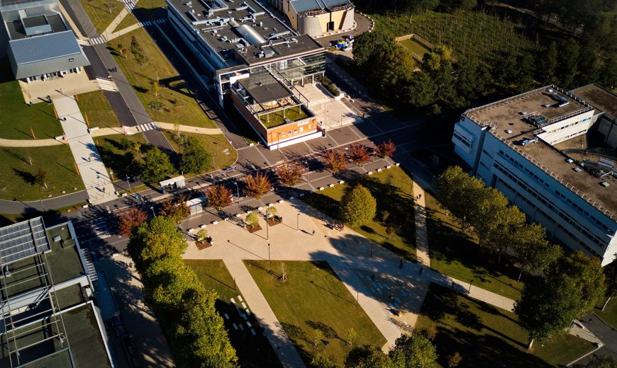 campus msa vue aerienne