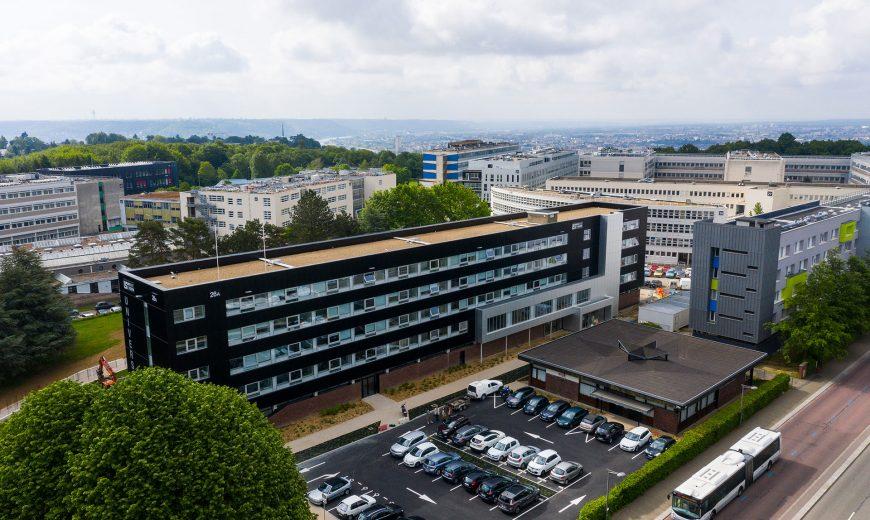 Services centraux Mont-Saint-Aignan