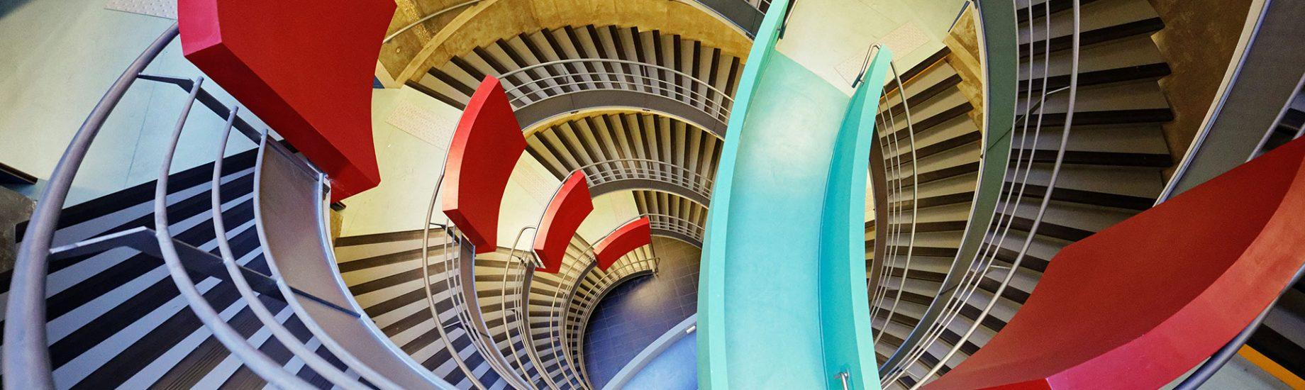 Escalier Martainville
