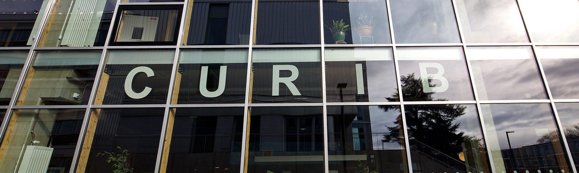 Bâtiment du CURIB - campus Mont-Saint-Aignan