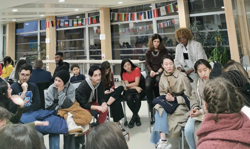 Soirée accueil étudiants internationaux 2020