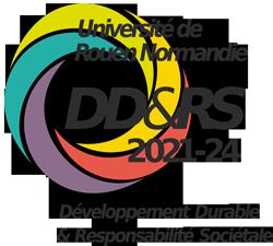Label DD&RS 2021-2024 - Université de Rouen Normandie