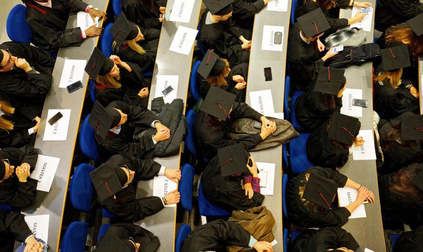 DSEG Pasteur remise de diplômes