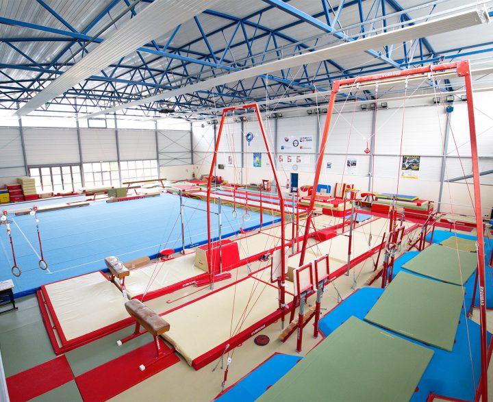 Salle gymnastique STAPS - SUAPS